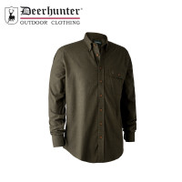 Deerhunter Liam Shirt Tarmac Green