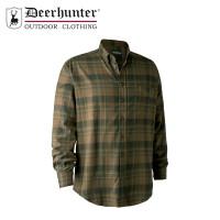 Deerhunter Kyle Shirt Green Check