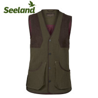 Seeland Woodcock Advanced Waistcoat Shaded Olive