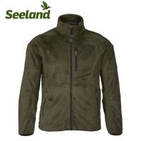 Seeland Climate Wind Beater Fleece Pine Green