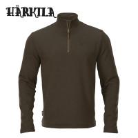 Harkila Retrieve Hsp Pullover Dark Warm Olive