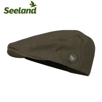 Seeland Woodcock Advanced Flat Cap Shaded Olive