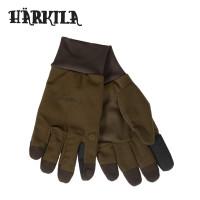 Harkila Retrieve Hws Gloves Dark Warm Olive
