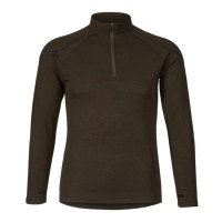 Seeland Climate Base Layer Clay Brown