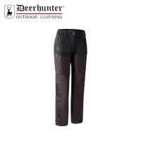 Deerhunter Lady Ann Trousers Dark Prune
