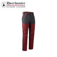 Deerhunter Strike Trouser Oxblood Red