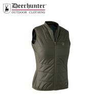Deerhunter Lady Heat Inner Waistcoat Deep Green