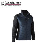 Deerhunter Lady Caroline Padded Jacket Dark Blue