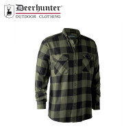 Deerhunter Marvin Shirt Green Check