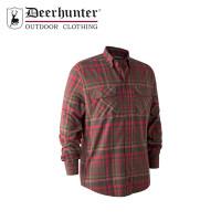Deerhunter Marvin 8187 Shirt Red Check