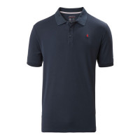 Musto Evolution Pro Lite Plain Short Shirt Polo True Navy