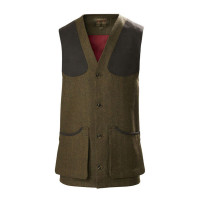 Musto Stretch Technical Tweed Waistcoat Dunmhor