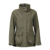 Musto Womens Fenland Jacket 2.0 Deep Green