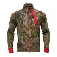 Harkila Moose Hunter 2.0 Fleece Jacket Mossy Oak/Break-up Country/Red
