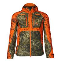 Seeland Vantage Jacket Green/Orange Blaze
