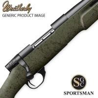 Weatherby Vanguard Varmint Range Certified