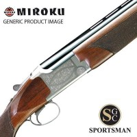Miroku MK38 Trap Grade 1 IM/F 12G