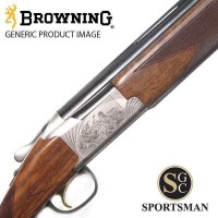 Browning B725 UK Game G1 Inv Ds 12G