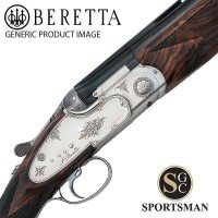 Beretta SO5 Sporting SST R/H Steelium Pro M/C 12G