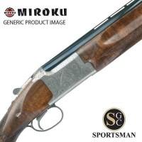 Miroku MK38 Trap Grade 5 IM/F 12G