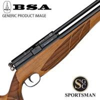 BSA Scorpion SE multishot Beech