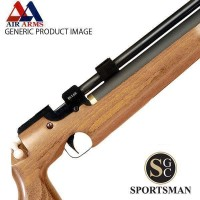 Air Arms S200 Mark 3 With One Piece Stock