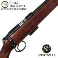 CZ 455 Varmint Walnut 20 Inch SC