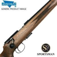 Anschutz 1517-U2 G UK Walnut Thumbhole Stock