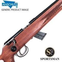 Anschutz 1517-U2 G UK Deluxe Walnut Thumbhole Stock