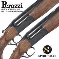 Perazzi MX12 Game Pair SC2 Wood & Auto Safe 12G