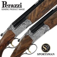 Perazzi MX12 SC3 Pair Game Auto Safe Scroll 12G