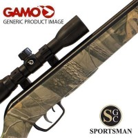 Gamo Camo Rocket IGT Bull Whisper With Scope