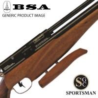 BSA Gold Star SE Single Shot Walnut