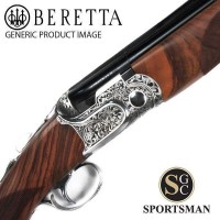 Beretta DT11L Sporting Scroll R/H M/C 12G