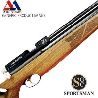 Air Arms S400 Rifle Classic Thumbhole