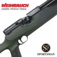 Weihrauch HW100 T Thumbhole Synthetic FAC