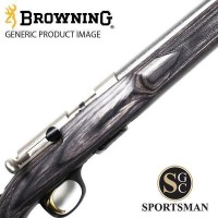 Browning T-Bolt Target Varmint Stainless  Laminate Threaded