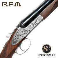 RFM Luxus Sideplate 20G