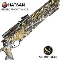 Hatsan AT44 Synthetic Thumbhole Camo