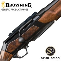 Browning Maral SF Fluted Threaded Hc