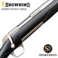 Browning X-Bolt Stainless Composite Dt,Threaded