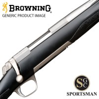 Browning X-Bolt SF S/S Composite Adj Fluted Threaded