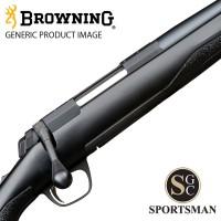 Browning X-Bolt SF Varmint Composite Adj Threaded