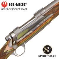 Ruger M77 Hawkeye Predator Threaded