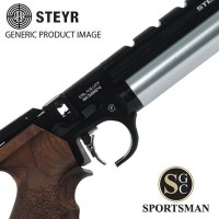 Steyr LP50 Compact Five Shot
