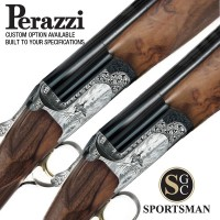 Perazzi MX20 SC3 Pair Game Auto Safe Game Scene 20G