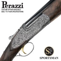 Perazzi MX20 SCO Sideplates Auto Safe Scroll 20G