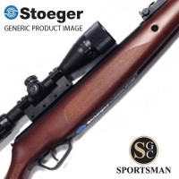 Stoeger F40 Underlever Wood / Combo 3-9x40.AO