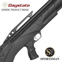 DAYSTATE PULSAR HP BLACK SYNTHETIC AMBIDEXTROUS