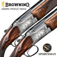 Browning B525 Royal Composed Pair M/M 20G